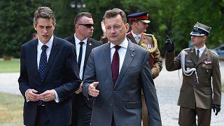 Polonya ile ABD askeri üslerin konumu için anlaştı