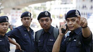 Malezya polisi