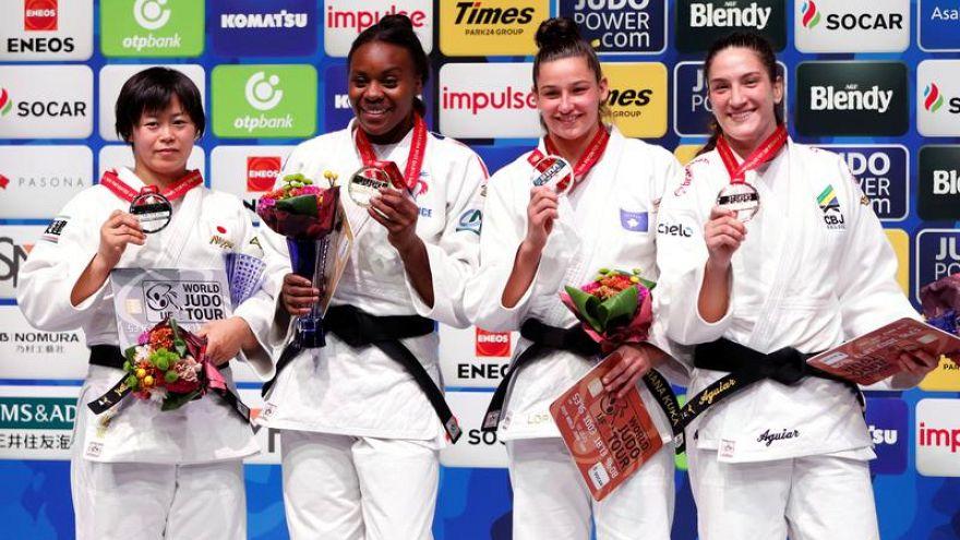 جودو قهرمانی جهان؛ پرتغال به نخستین مدال طلا در مسابقات جهانی دست یافت