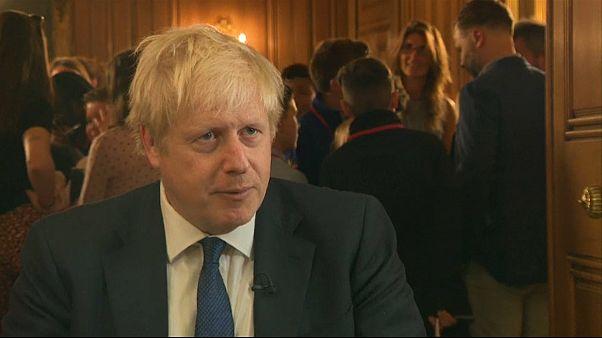 Boris Johnson e UE com duas visões de Brexit
