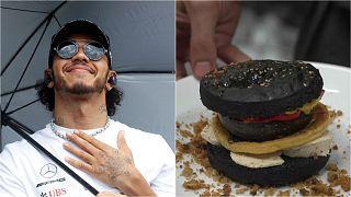 Formula One star Lewis Hamilton joins race for vegan food market