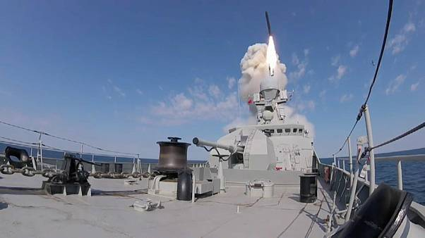 Russland und USA testen Marschflugkörper