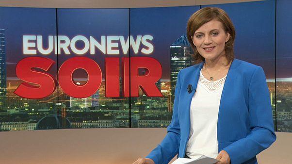 Euronews Soir : l'actualité du vendredi 30 août 2019