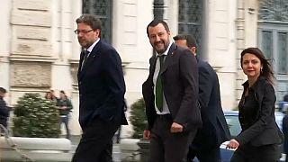 Fuerte rechazo de la oposición a un nuevo Gobierno en Italia