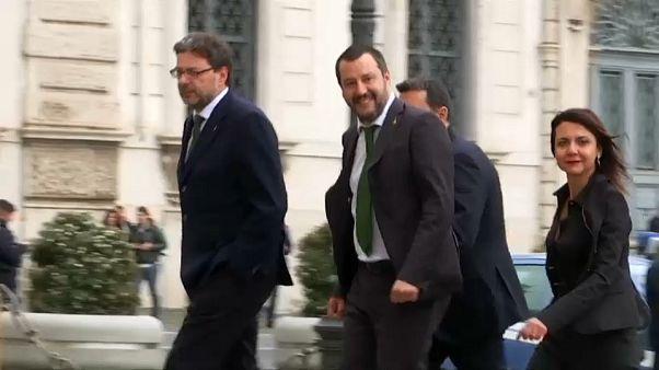 """""""Kein leichtes Leben für die zweite Regierung Conte"""""""