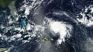 Hurricane Dorian poses 'significant threat' to parts of Bahamas & Florida