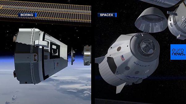 محطة الفضاء الدولية تستعد لاستقبال مركبة فضاء جديدة في مهمة مأهولة