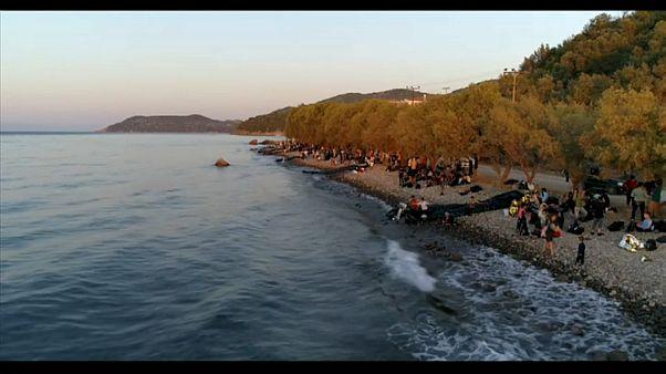 """""""As ilhas gregas atingiram o limite"""""""