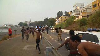 Ceuta: 150 migranti scavalcano recinzioni