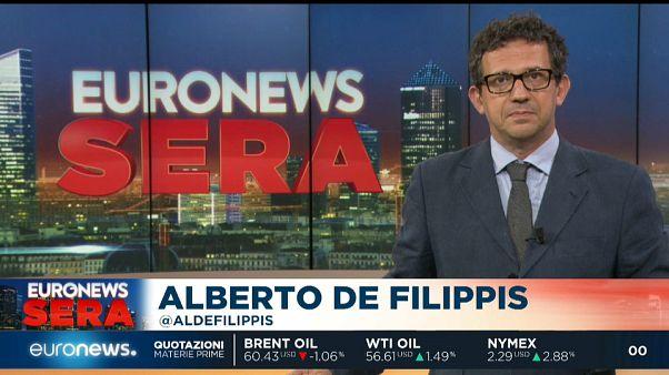 Euronews Sera TG europeo, edizione di venerdì 30 agosto 2019