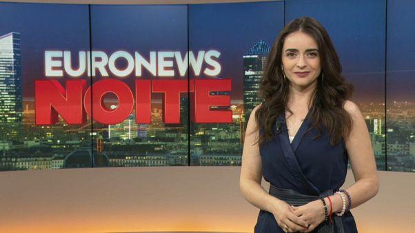 Euronews Noite   As notícias do Mundo de 30 de Agosto de 2019