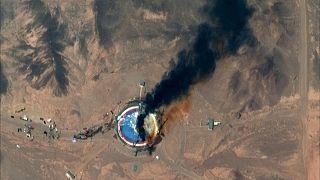 «انفجار» روی سکوی پرتاب ماهواره؛ وزیر ارتباطات: وزارت دفاع باید توضیح دهد