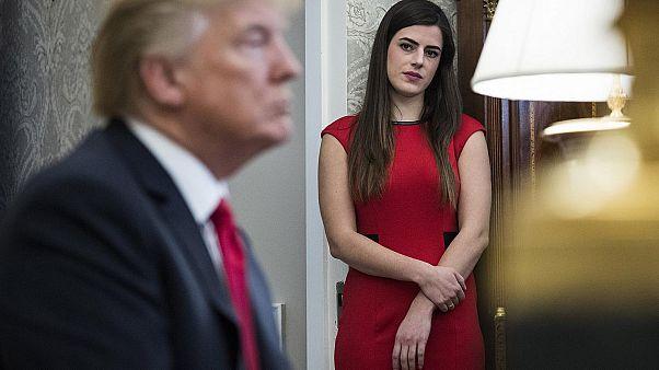 'Trump'a kızlarından daha yakınım' diyen kişisel yardımcısı Beyaz Saray'dan atıldı