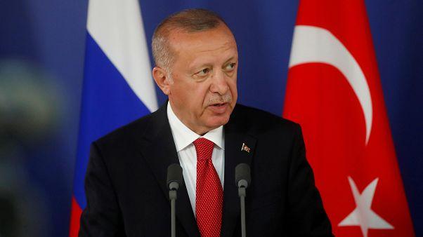 اردوغان: برای کنترل منطقه امن سوریه، وقت و حوصلهٔ زیادی نداریم