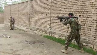 Талибы напали на крупный город в Афганистане