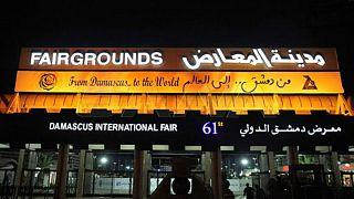 هئیت تجاری ابوظبی در نمایشگاه دمشق؛ امارات به اسد «نزدیک» میشود