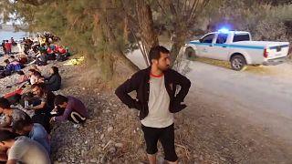 La Grèce prend des mesures face à un nouvel afflux de migrants