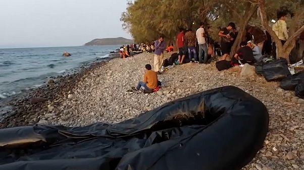 Греция борется с потоком мигрантов