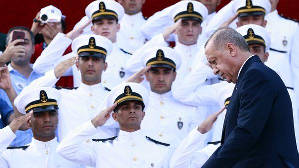 """Erdoğan Fırat'ın doğusu için """"2-3 hafta"""" süre verdi: Sonra gerisini karşımızdakiler düşünsün"""