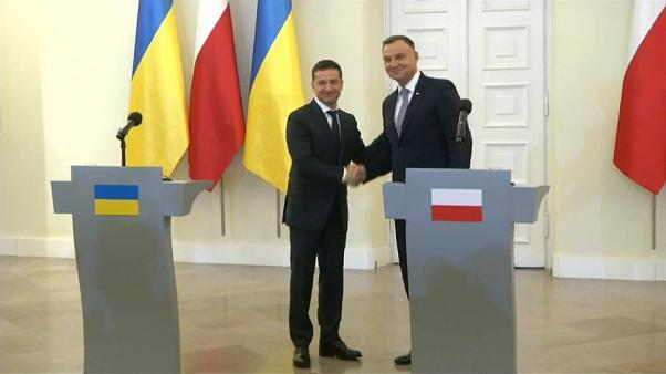 Polonia llama a mantener las sanciones a Rusia por la anexión de Crimea