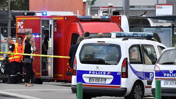 Lyon stabbing suspect charged for 'murder' and 'attempted murder'