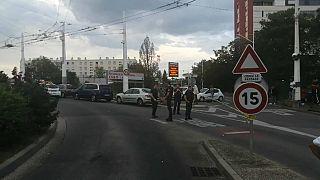 Um morto e nove feridos em atentado em Lyon