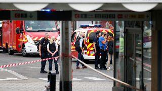 Késes támadás egy lyoni metróállomáson
