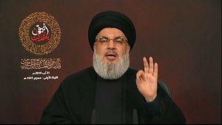 أمين عام حزب الله في خطاب الأول من محرّم  31-08-2919