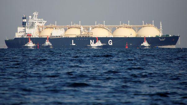 ABD, Polonya ve Ukrayna'dan Rus gazına karşı işbirliği adımı