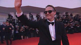 Festival de Veneza rendida ao 'Joker'