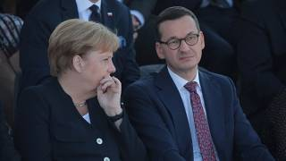 Watch again: Leaders gather in Poland to mark 80th anniversary of Nazi invasion
