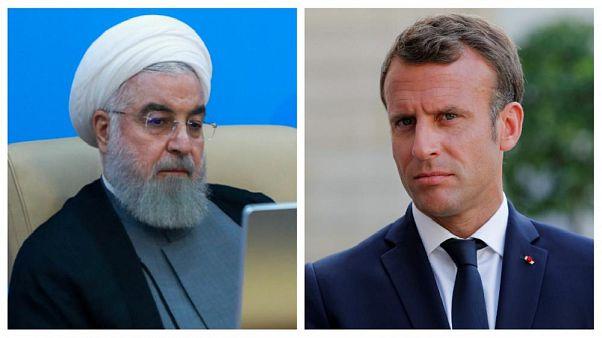 گفتگوی تلفنی روحانی با ماکرون؛ عراقچی به پاریس میرود