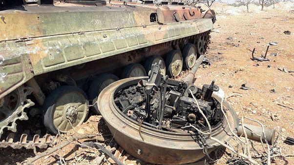 روسیه: حمله آمریکا به مواضع شورشیان در سوریه ناقض توافقهای قبلی است