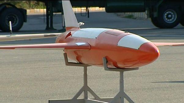 """طائرة قتالية جديدة تحمل إسم """"كيان"""""""