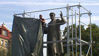 Prag streitet um Sowjetdenkmal