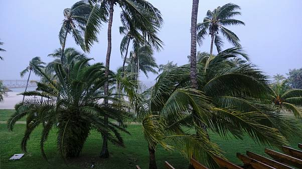 طوفان دریایی دوریان جزایر باهاما را تهدید میکند