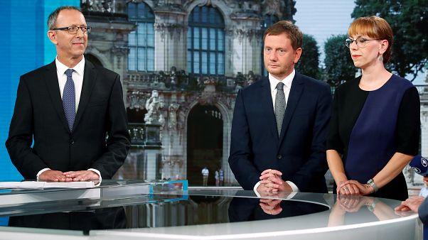 Sachsen ausgezählt: CDU 32,1%, AfD 27,5% - SPD in Brandenburg vorn