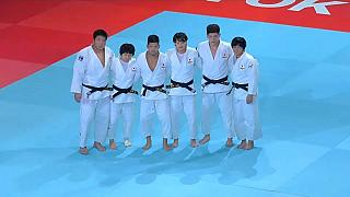 World Judo Championships: Japan crowned World Mixed Team Champions once again.