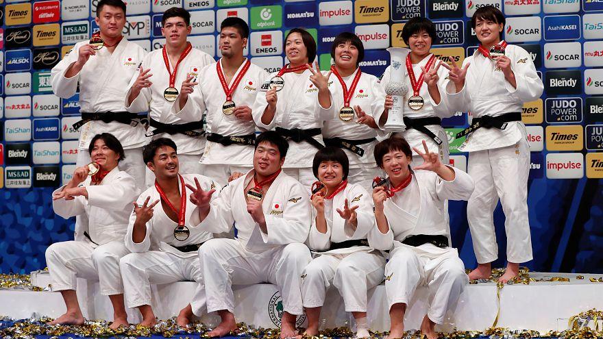 Judo : le Japon termine en beauté ses championnats du monde