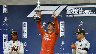 Spa: prima vittoria in F1 per Leclerc. La dedica all'amico Hubert