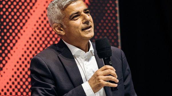 Londra Belediye Başkanı Khan: Bugünler İkinci Dünya Savaşı öncesini hatırlatıyor
