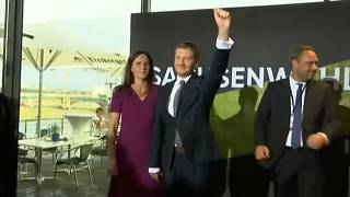 Német tartományi választások: kijöttek az exit pollok