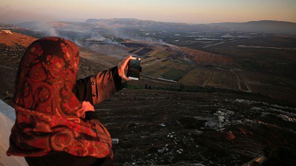 """Израиль и """"Хезболлах"""" обменялись ударами"""