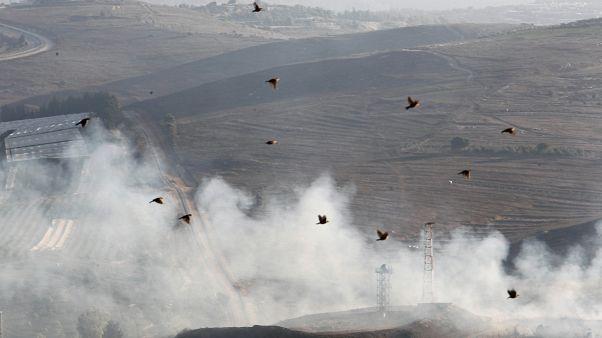 Eskalation an der Grenze: Israel gegen Hisbollah in Libanon