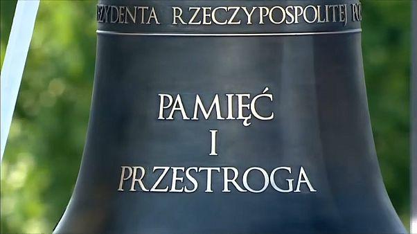 Commemorati in Polonia gli 80 anni dallo scoppio della Seconda guerra mondiale
