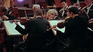 La música clásica del Festival George Enescu alumbra Bucarest