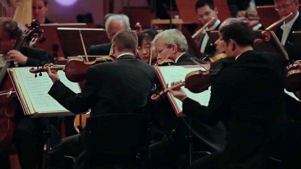 Megkezdődött a George Enescu zenei fesztivál Bukarestben