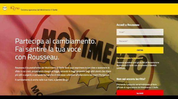 Italia: aspettando Rousseau, si negozia sul governo