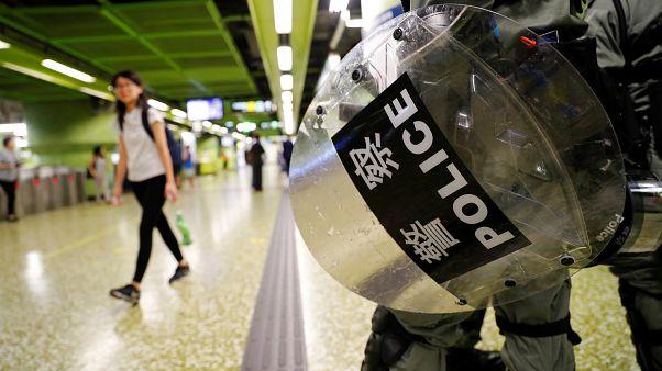 تصعيد جديد في هونغ كونغ: الطلاب يقاطعون الدروس ومحاولات لتعطيل المترو