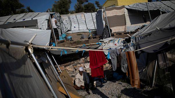 L'inferno di Moria, il campo per i rifugiati dell'Isola greca di Lesbos